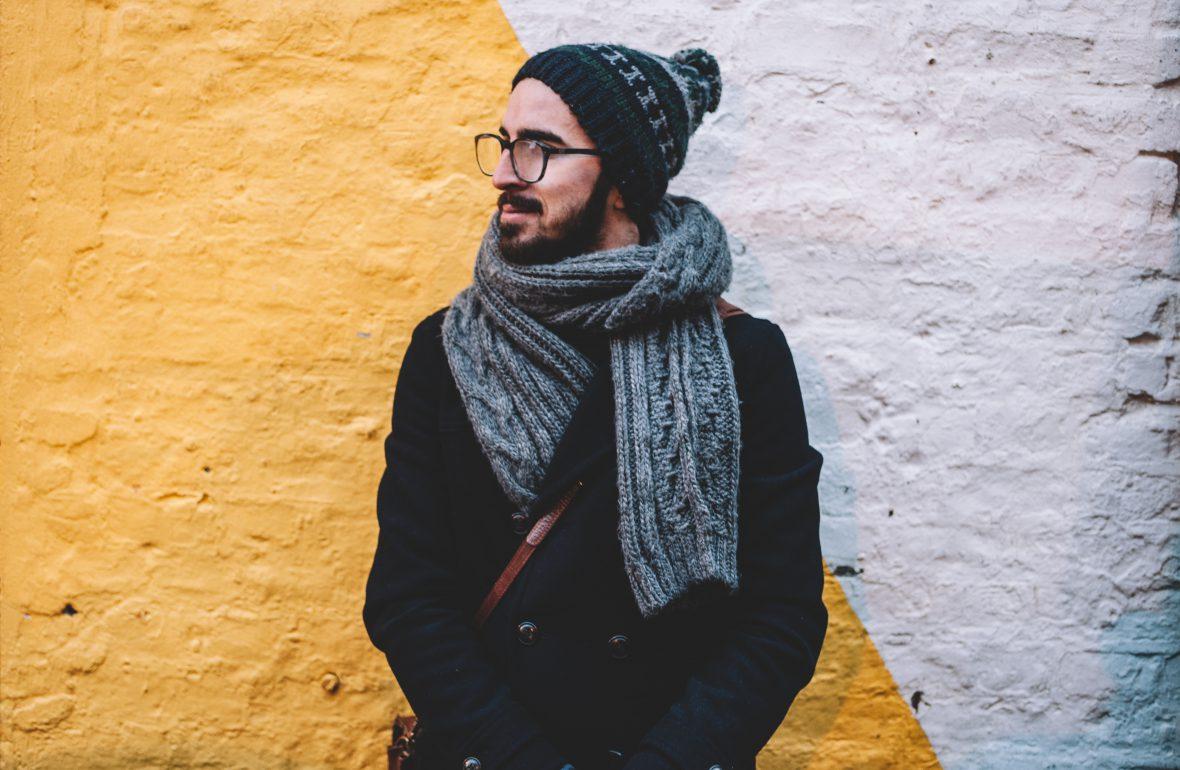 czapka na zimę egomen